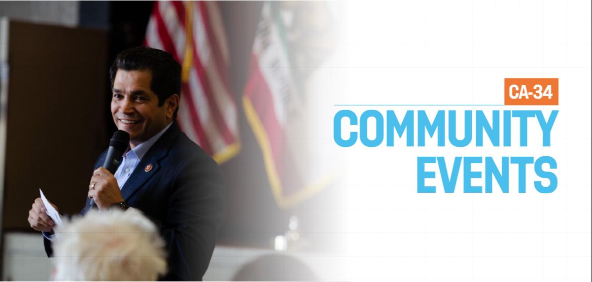 Rep. Gomez's Community Event